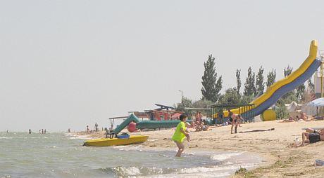 Отдых У Вадима на Арабатской стрелке в генгорке на азовском море